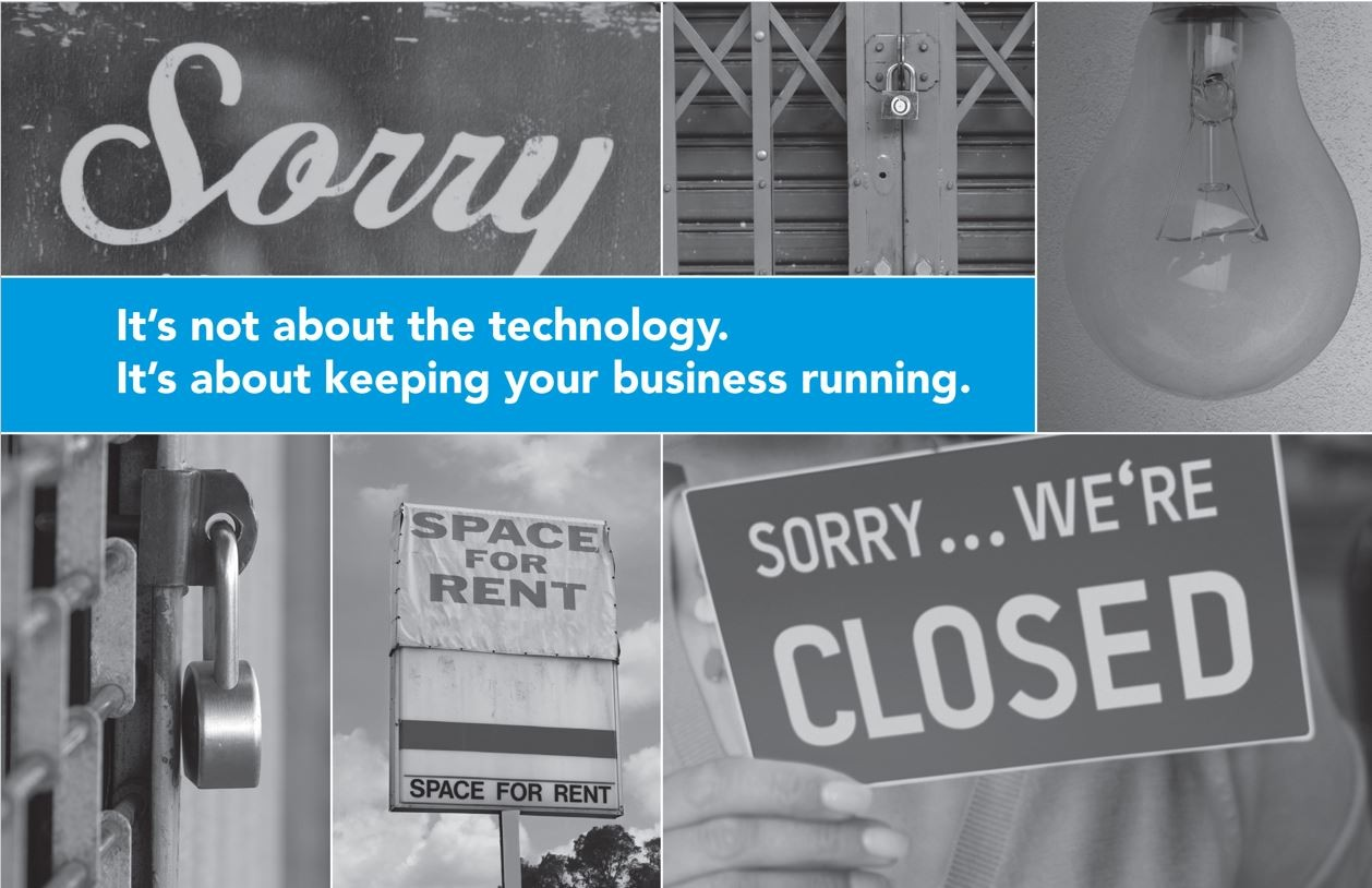 Backup & Disaster Recovery - Business Continuity Solutions