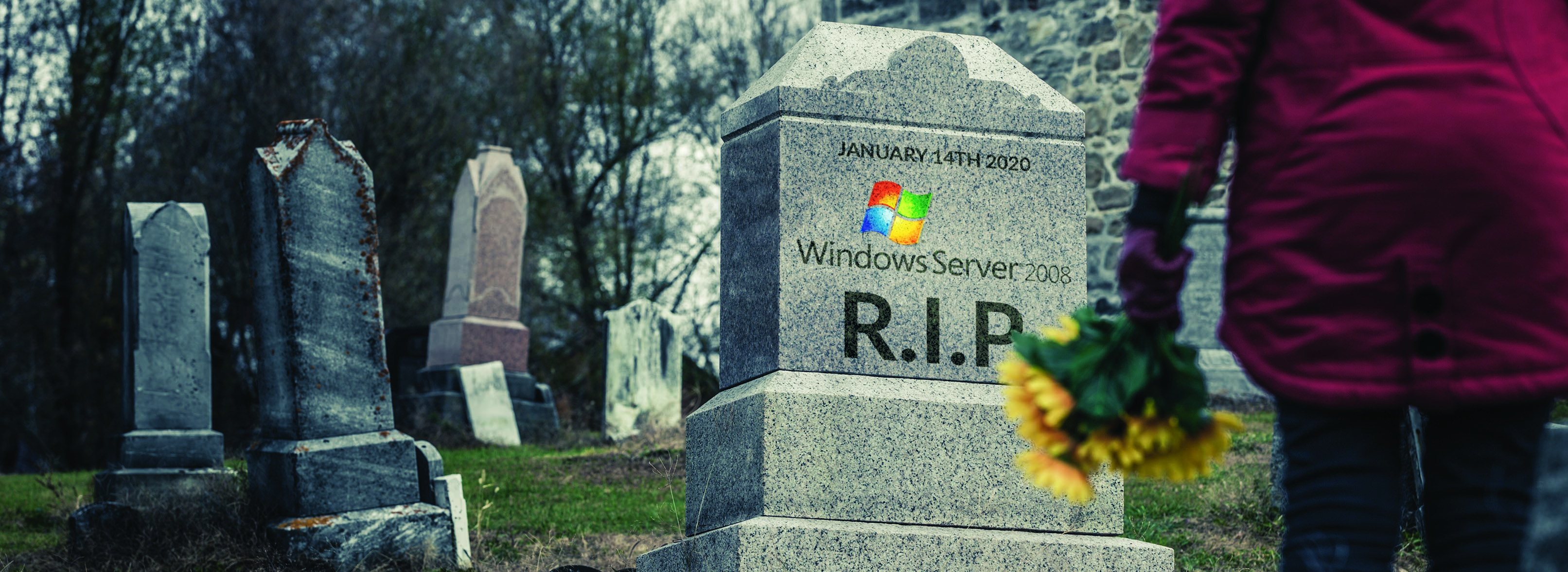 Windows 2008 End of Life Approaching